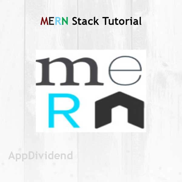 MERN Stack Tutorial