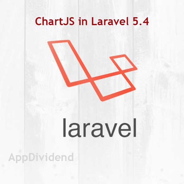 How To Add Charts in Laravel 5 using ChartJS