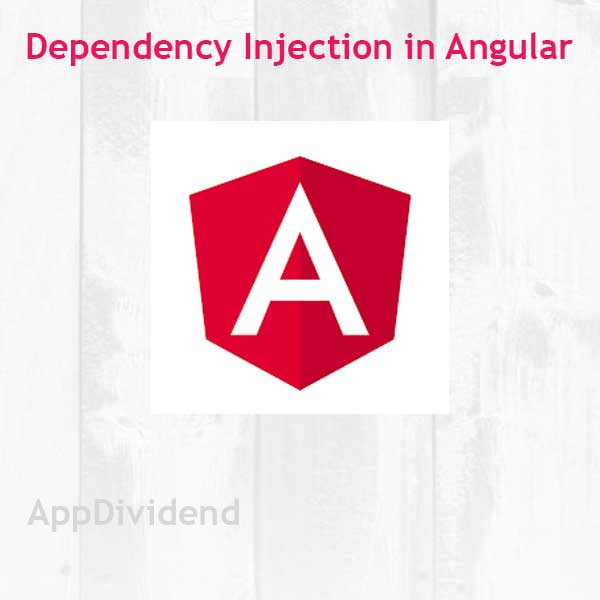 Angular 9 Dependency Injection Example Tutorial