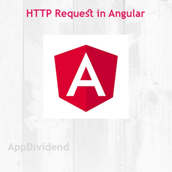 Angular HTTP Request Tutorial Example From Scratch