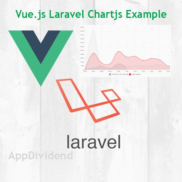 Creating charts with Laravel Vue js Chart js Tutorial With Example