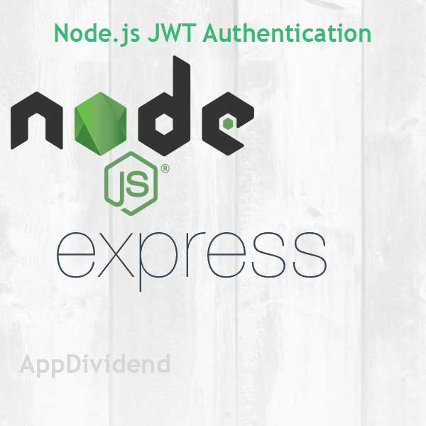 Node js JWT Authentication Tutorial From Scratch