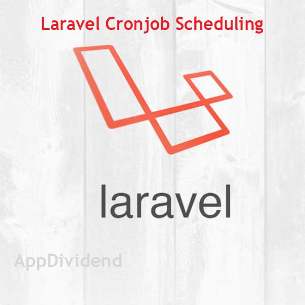 Laravel Cronjob Scheduling Tutorial Example From Scratch