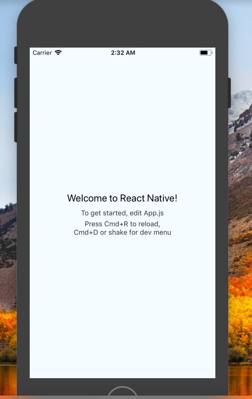 How To Connect React Native Application With Laravel API