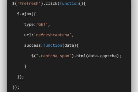 How to Generate Captcha Code in Laravel