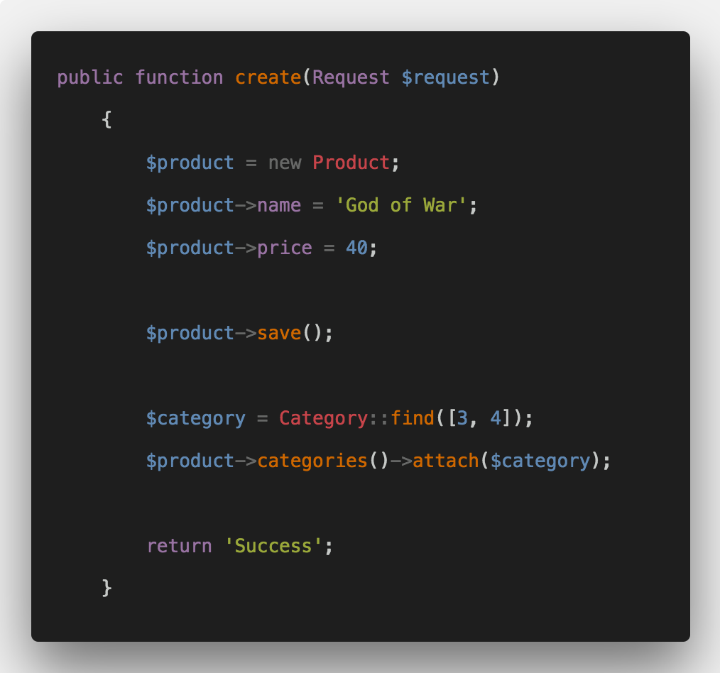 Laravel Many To Many Eloquent Relationship With Example From Scratch