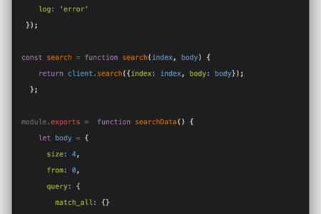 Node js Elastic Search Tutorial Example From Scratch