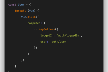 Nuxt js Laravel Authentication Tutorial With Example