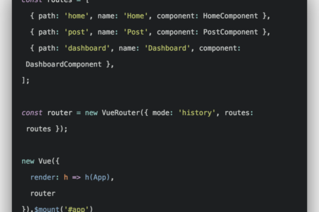 Vue History Mode Routing Tutorial