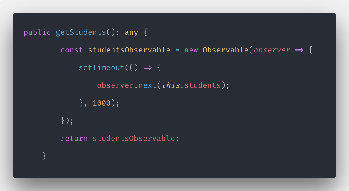 Angular Observables: How to Use Observables In Angular