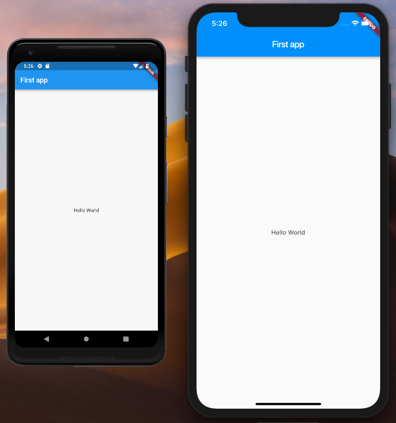 How To Write A Widget In Flutter