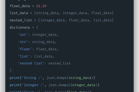 How To Parse JSON in Python   Python JSON Parsing Tutorial