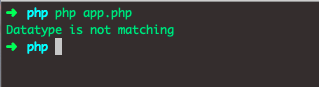PHP in_array Example