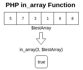 PHP in_array() Function Tutorial Example