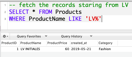 How To Add Comments in SQL Query Tutorial