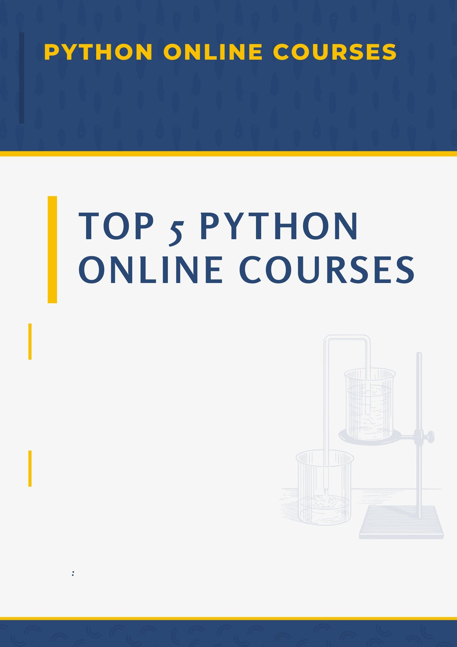 Top 5 Python Online Courses For Beginners In 2020
