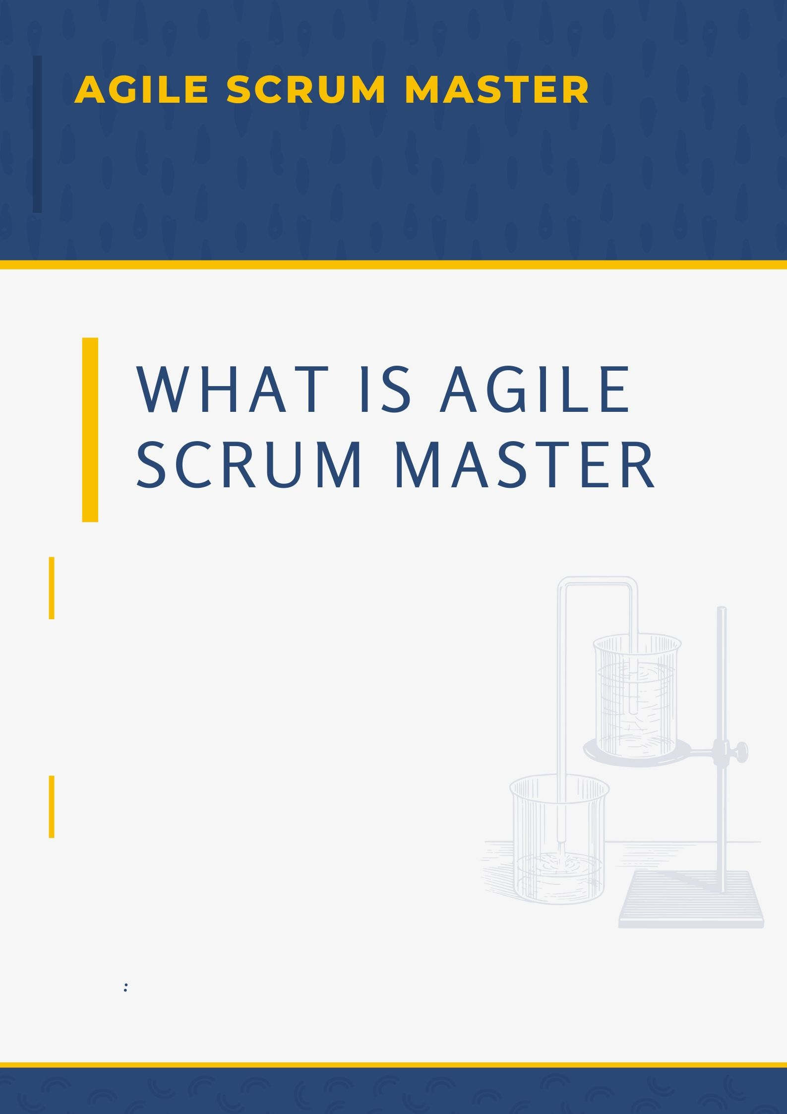 What is Agile Scrum Master | How Scrum Process Works